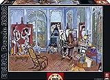 Puzzles Educa - Estudio de arte de Picasso, puzzle de 3000 piezas (15539)