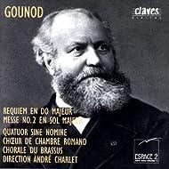 Charles Gounod: Requiem En Do Majeur / Messe No. 2 En Sol Majeur