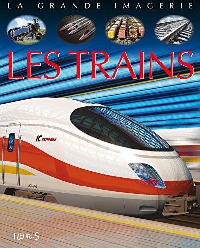 Les trains par Agnès Vandewiele