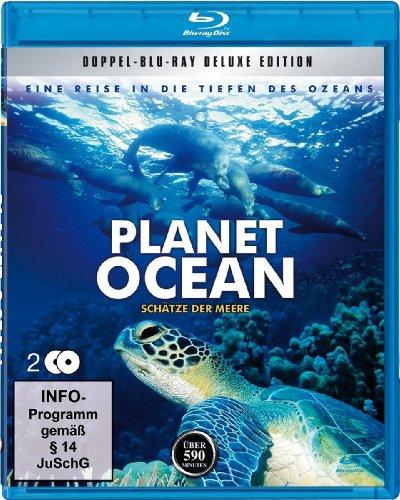 Schätze der Meere [Blu-ray]