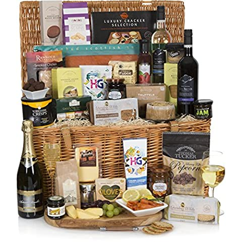 The Regency Hamper - The Classic Family Hamper - Traditional