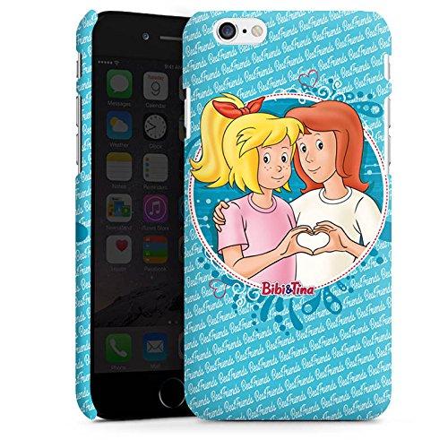 Apple iPhone X Silikon Hülle Case Schutzhülle bibi und tina Fanartikel Merchandise Mädchen Premium Case matt