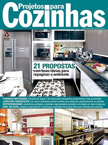 Projetos para Cozinhas 15 (Portuguese Edition)