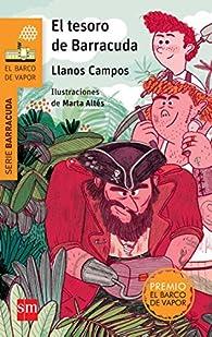 El tesoro de Barracuda par Llanos Campos Martínez