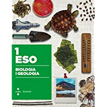Biologia i geologia. 1 ESO. Construïm - 9788466138468