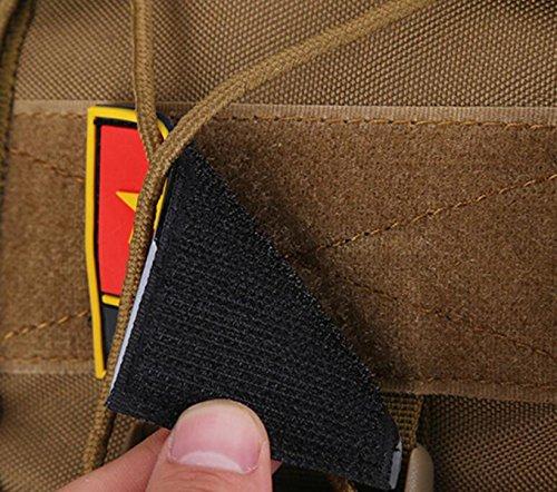 Tattiche Di Alpinismo Zaino Da Viaggio All'aperto Pacchetto Sportivo Computer Student Camouflage Bag,ThreeSandCamouflage JungleDigital