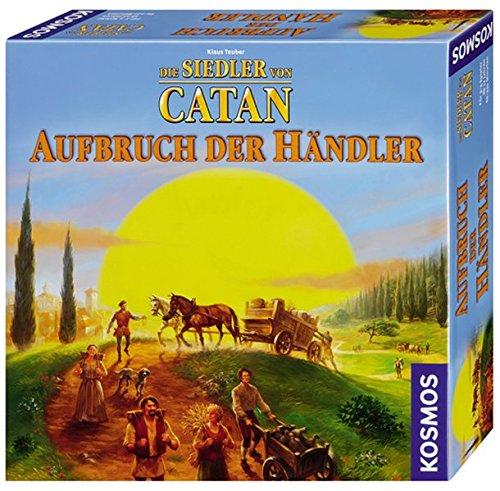 Die Siedler von Catan – Aufbruch der Händler