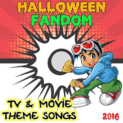 Halloween Fandom (TV & Movie Theme Songs) 2016 (Halloween Movie Songs)