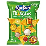 Kurkure Lime Pickle Trangles, 90g