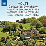 Holst: Cotswolds Symphony - Walt Whitman Overture