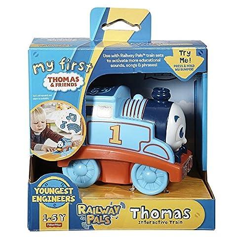 My First Thomas Railway Pals Thomas Interactive Train