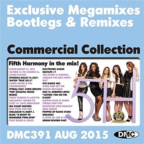 DMC DJ Mixes - Commercial Collection 391 August 2015 (Jackson Dj)