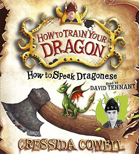 how to train your dragon how to speak dragonese audiobook