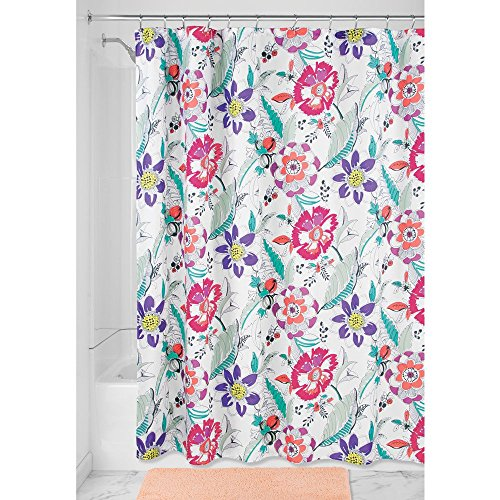 interdesign-63120eu-painterly-floral-duschvorhang-stoff-mehrfarbig-183-x-0254-x-183-cm