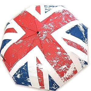 Neyrat [M2632] - Parapluie automatique Neyrat 'So British' bleu rouge