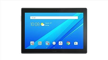 Lenovo Tab4 10 Plus Tablet (10.1 inch, 64GB, Wi-Fi + 4G LTE), Black