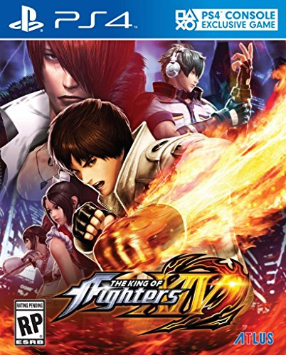 Playstation 4 The King of Fighters XIV 14