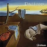 2019 Dali Grid Calendar