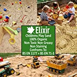 Product Image of 1 x 25kg Play Sand Top Quality Washed & Graded Non...