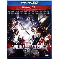 Captain America: Civil War [Blu-Ray]+