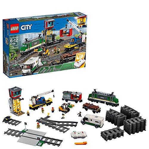 LEGO City 60198 - Güterzug (1226 Teile) - 2018