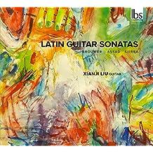 Latin Guitar Sonatas