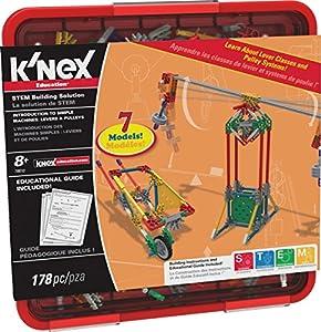 KNex Education - Juego de construcción para niños de 178 Piezas (KNex 78610)