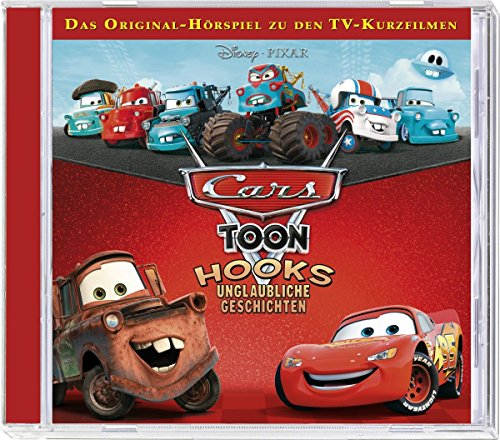 Cars Toons: Hooks Unglaubliche Geschichten