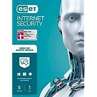 ESET Multi-Device Internet Security | 5 Geräte | 1 Jahr | Windows (10, 8, 7 und Vista), macOS, Linux und Android…