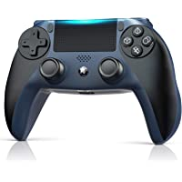 Wireless Controller for PS4, JORREP PS4 Controller Wireless Gamepad Joystick for PlayStation 4/Slim/Pro/PS3,with 3.5mm…