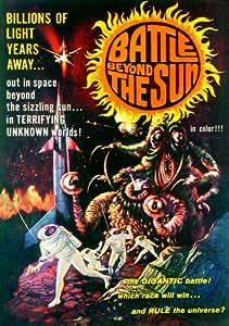 Battle Beyond The Sun (DVD-R) (1963) (All Regions) (NTSC) (US Import)