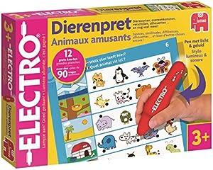 Electro Wonderpen Dierenpret Preescolar Niño/niña - Juegos educativos, Preescolar, Niño/niña, 4 año(s), 12 páginas, Holandés, Francés