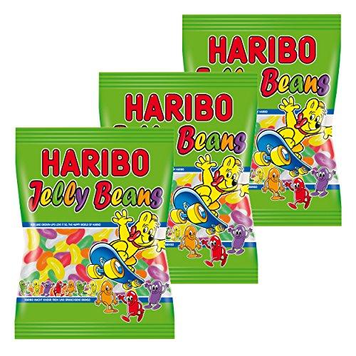 Haribo Jelly Beans, 3 Beutel á 185g