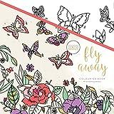 Die besten Fly Papers - Kaisercraft CL511 Malbuch Fly Away, Paper, mehrfarbig, 25 Bewertungen