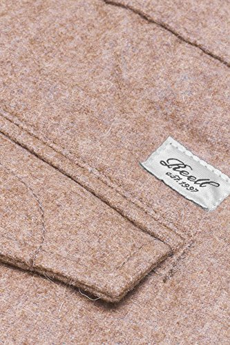 REELL Pant Reflex Rib Pant Artikel-Nr.1111-002 - 01-001 Wool Brown