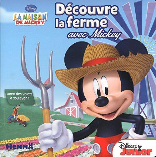 Découvre la ferme avec Mickey