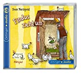 Findus zieht um (CD): Hörspiel, 32 Min.