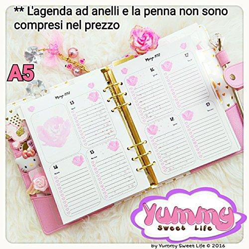 a5-refill-handmade-per-agende-planner-settimana-su-2-pagine-rose