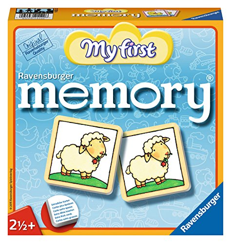Ravensburger 21129 - My First Memory Gioco di Memoria