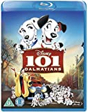101 Dalmatians [Blu-ray] [1961] [Region Free]
