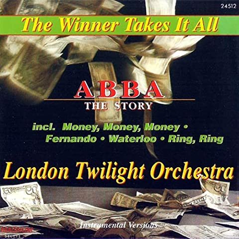 Hits of ABBA in classical Instrumental Versions - ideal zur Filmvertonung oder als Unterleger bei Moderation, Show etc. Oder Für KARAOKE (CD Album, 15 Titel) Money, Money, Money / Waterloo / Knowing Me, Knowing You / The Winner Takes It All / Fernando / Super Trouper / Mama Mia / I Have A Dream / Gimme, Gimme, Gimme / Eagle / Ring Ring / Hasta Manana
