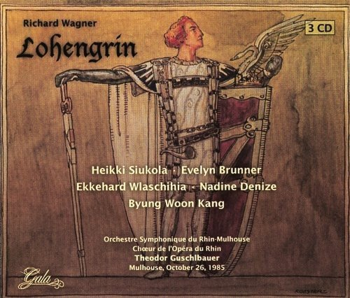 Lohengrin (Intégrale)