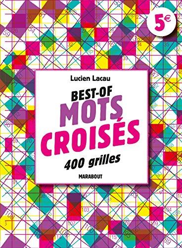 Mots croisés par Lucien Lacau