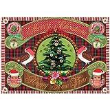 PIP Klapp- und Grußkarte Merry Christmas and Happy New Year