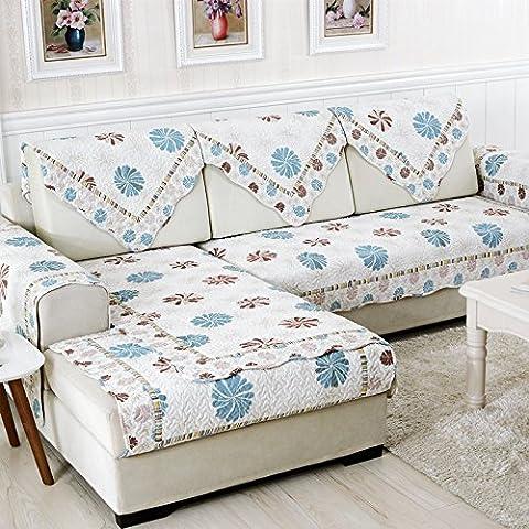 New day-Four Seasons divano in tessuto pad anti - scivolo