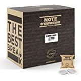 Note d'Espresso - Café Extremo - Cápsulas de Papel 44 mm, 150 bolsitas