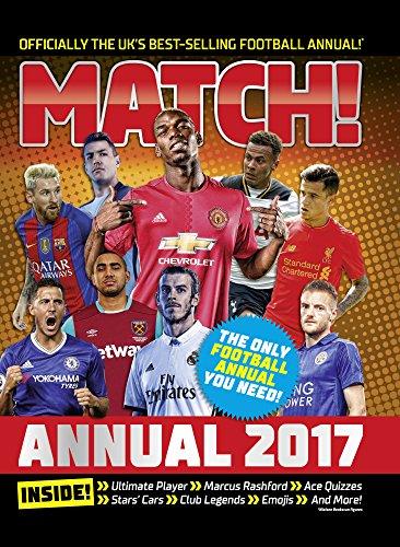 Match Annual 2017 (Annuals 2017) (English Edition)