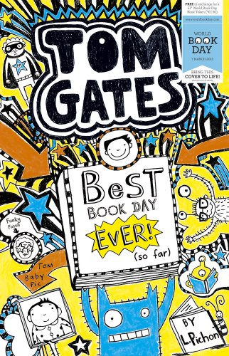 Best Book Day Ever!(so far) (Tom Gates) por Liz Pichon