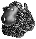 Febland Schaf Türstopper, schwarz