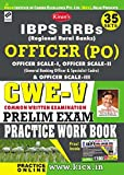 #8: Kiran's IBPS RRBs Officer (PO) CWE – V Preliminary Exam Practice Work Book with Scratch Card - 1758